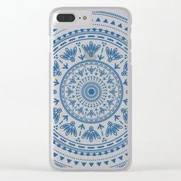Persian folk Clear iPhone Case