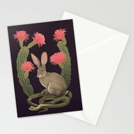 What lies within us Stationery Cards
