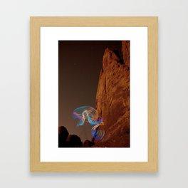 Departure Framed Art Print