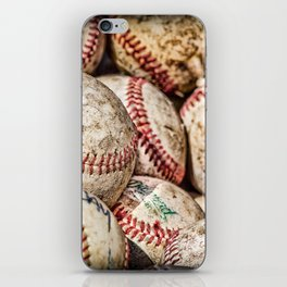Fair Balls iPhone Skin