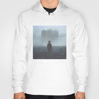 giants Hoodies featuring Boy and the Giants by yurishwedoff