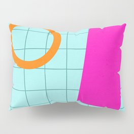 Pool Party Pillow Sham