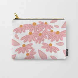Flower spring tender bouquet blooming joy  Carry-All Pouch