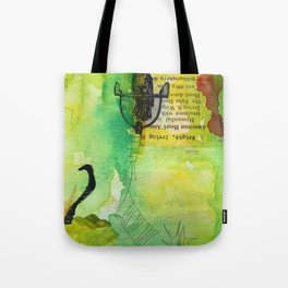 A color-washed life 6 Tote Bag