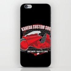 Kaneda Custom Shop iPhone & iPod Skin