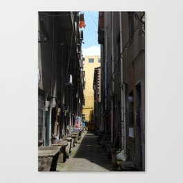 Duqiao Street Canvas Print