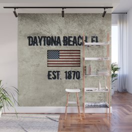 Daytona Beach, Florida Wall Mural