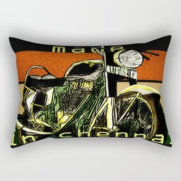Royal Enfield - Made in Chennai Rectangular Pillow