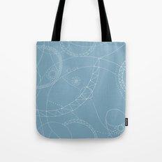 Cosmic Chatter Tote Bag