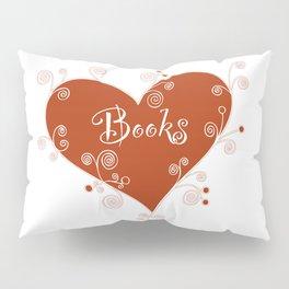 Book Lover Pillow Sham