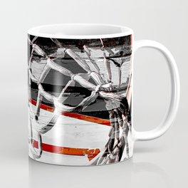 Modern basketball art cx 3 Coffee Mug
