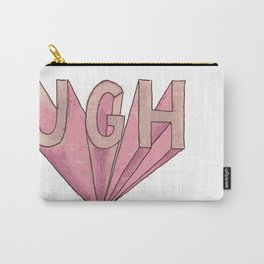 3-D UGH Carry-All Pouch