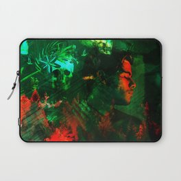 lover of death Laptop Sleeve