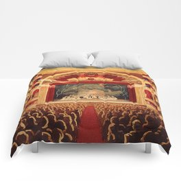 The Old Bolshoi Theater Comforters