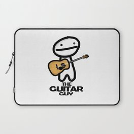 The Guitar Guy Laptop Sleeve