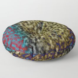 Colorful 07 Floor Pillow