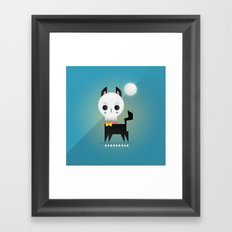 9 Lives Framed Art Print