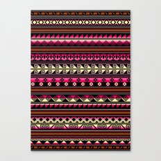 Tribality Andes Sierra Canvas Print