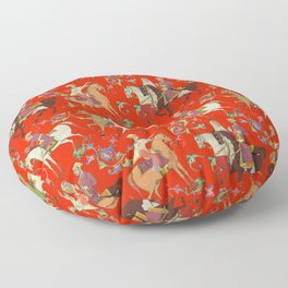 ETHNIC LOVE Floor Pillow