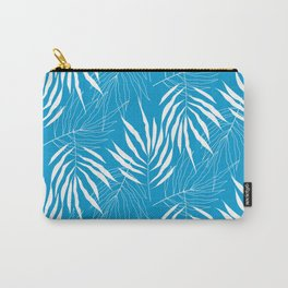 Ash Tree Leaves Scandinavian Pattern Carry-All Pouch