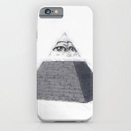 Illuminati iPhone Case