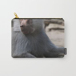 MAGIC MONKEY - Olive Baboon Carry-All Pouch