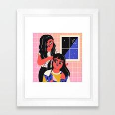 Sistahood Framed Art Print