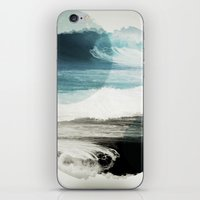 friends iPhone & iPod Skins featuring Nalunani by .eg.