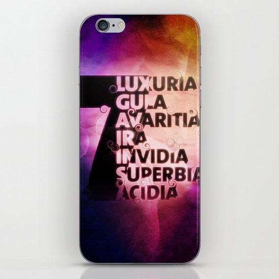 7ins iPhone & iPod Skin