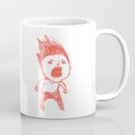 Angry Guy Coffee Mug