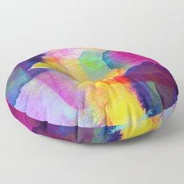 Abstraction II Floor Pillow