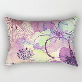 FLORAL PATTERN30 Rectangular Pillow