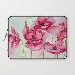 Poppies dance Laptop Sleeve