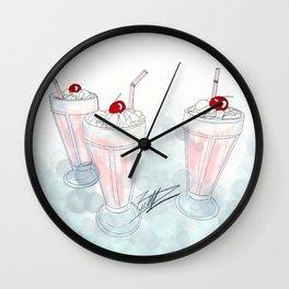 Pop's Diner Wall Clock