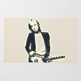 Tom Petty Rug