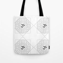 Sahasrara Tote Bag
