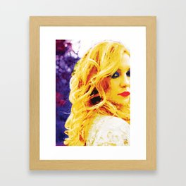ColorSplash Framed Art Print