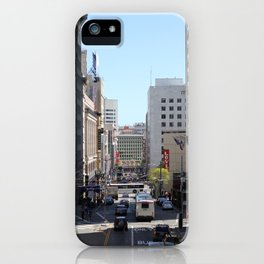 Stockton iPhone Case