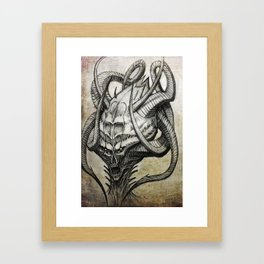 Lateralus Framed Art Print