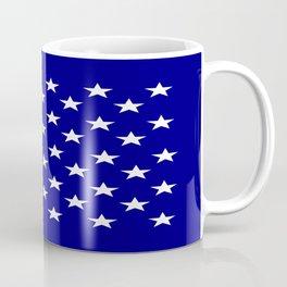 stars of america -usa,stars and strips,patriotic,spangled banner,patriot,united states,american flag Coffee Mug
