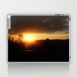 sky of Gran Canaria, Spain Laptop & iPad Skin