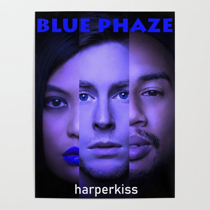 BLUE PHAZE Poster