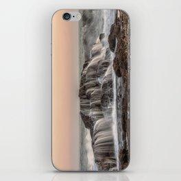 Crashed Wave iPhone Skin