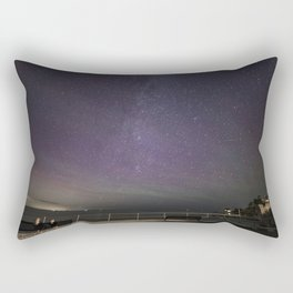 Airglow Metor shower Rectangular Pillow