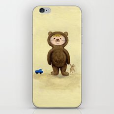 I'm A Bear Grrrrrrrr! iPhone & iPod Skin