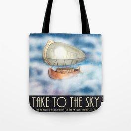 Take to the Sky Tote Bag
