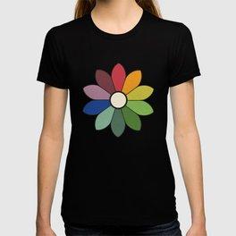 James Ward's Chromatic Circle (no background) T-shirt