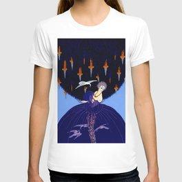 "Art Deco Design ""Freedom and Captivity"" T-shirt"