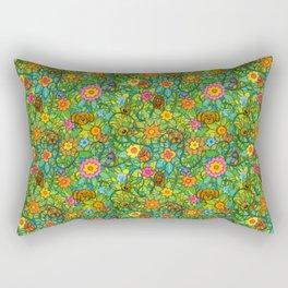Pattern pony & friends Rectangular Pillow