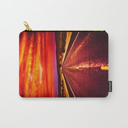 Desert Sunrise, Big Bend, Texas Carry-All Pouch